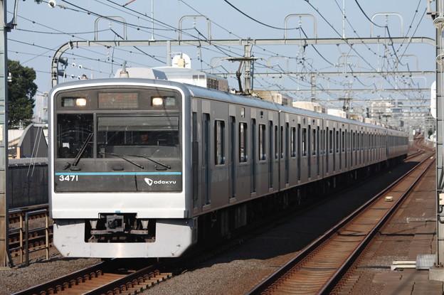 小田急小田原線 3000形3471F