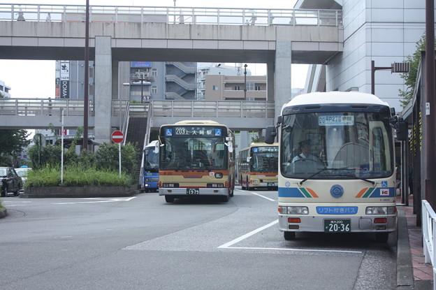 神奈川中央交通・横浜市営バス