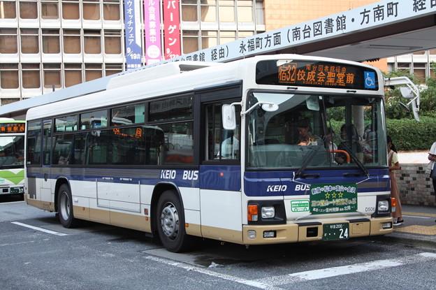京王バス D21506号車