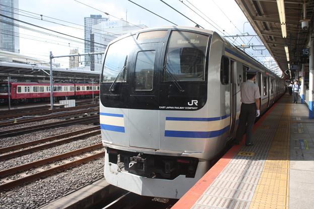 横須賀線 E217系Y-46編成