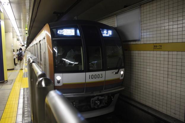 東京メトロ有楽町線 10000系11003F
