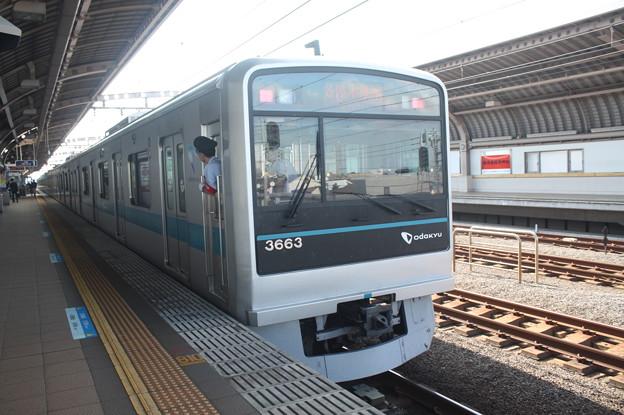 小田急小田原線 3000形3663F