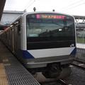 Photos: 水戸線 E531系3000番台K554編成 764M 普通 小山 行