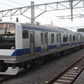 Photos: 回8725M E531系K459編成 KY出場回送 (1)