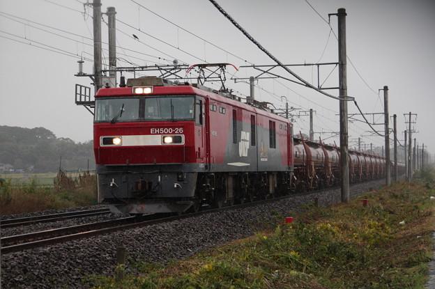 安中貨物 5094レ EH500-26牽引 (6)