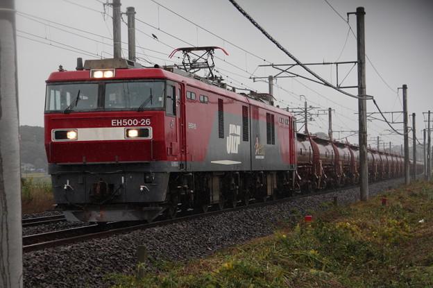 安中貨物 5094レ EH500-26牽引 (7)
