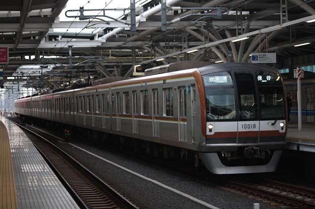 東京メトロ10000系10118F
