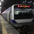 写真: 水戸線 E531系K470編成 766M 普通 小山 行