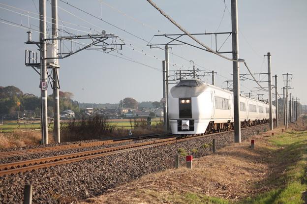 651系K105編成 9424M 快速ぶらり高尾散策号 (1)