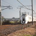 Photos: 651系K105編成 9424M 快速ぶらり高尾散策号 (1)