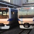 水戸線 E531系K415編成・K456編成 (1)