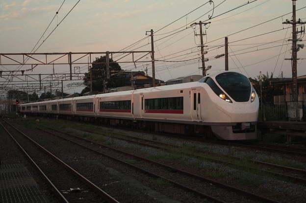 E657系K15編成 2086M 特急ときわ86号 上野 行