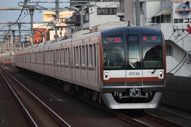 東京メトロ10000系10136F