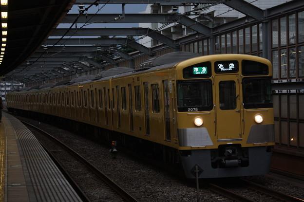 西武池袋線 2000系2078F