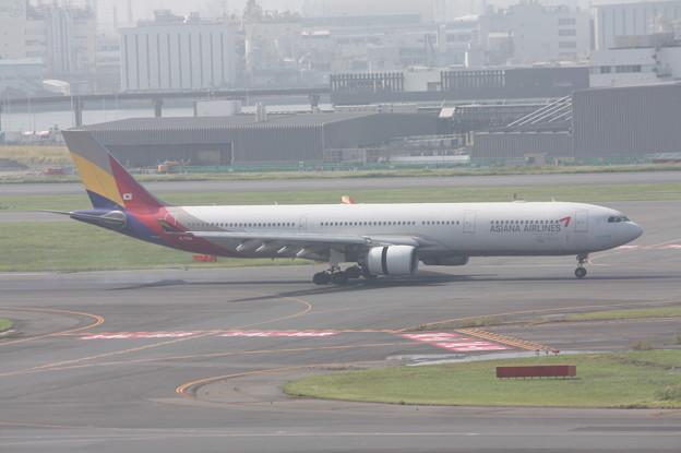 アシアナ航空 A330‐300 HL7754