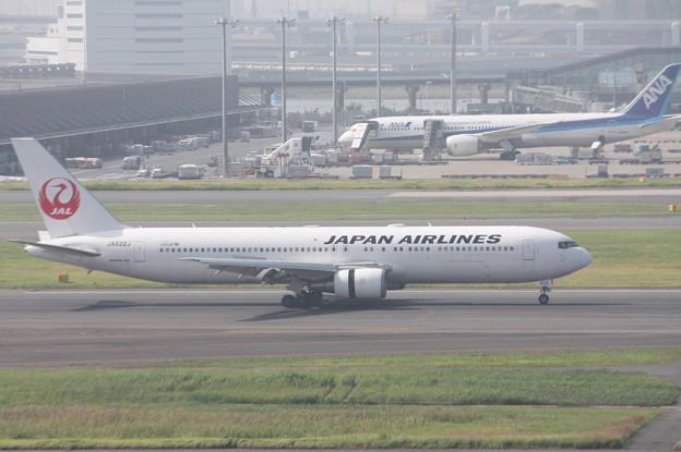 日本航空 JAL B767‐300ER JA622J