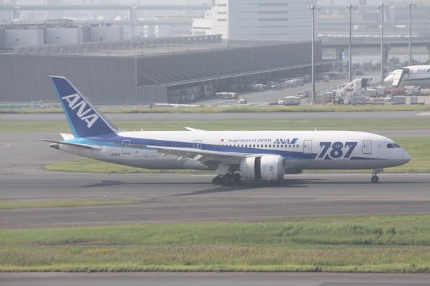 全日空 ANA B787‐8 JA811A