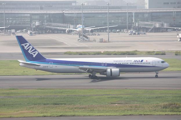 全日空 ANA B767‐300 JA8674 (1)