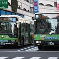 都営バス T-L715・F-K501