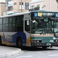 Photos: 西武バス A2-688号車 「OCEAN」ラッピング