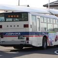 Photos: 茨城交通 水戸200か1779 後部 笠間マラソンシャトルバス