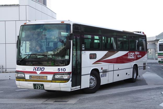 京王バス東 60510号車
