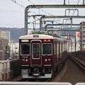 Photos: 阪急宝塚線 7000系7015F 回送