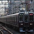 阪急神戸線 8000系8035F 特急 阪急梅田 行
