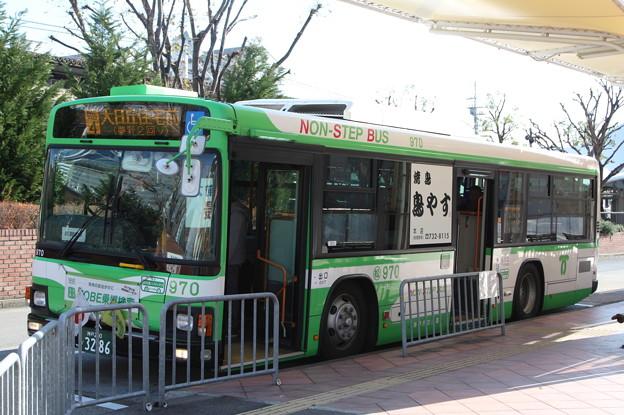 神戸市営バス 970号車
