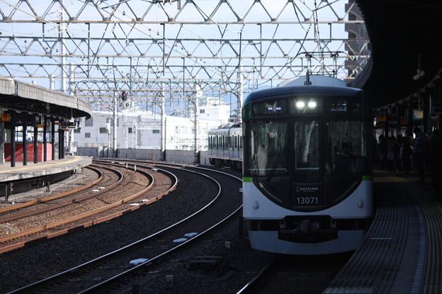 京阪本線 13000系13071F