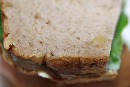 全粒粉+クルミのパン