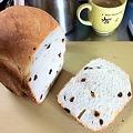 写真: 今日のパンもいい出来です(^^)2