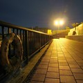写真: 港