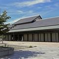 写真: 名古屋能楽堂周辺で~