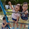 公園で遊ぶ~