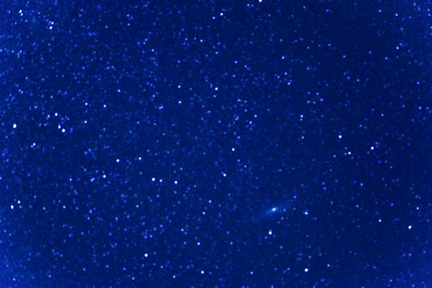 天の川撮影会 北東の空 アンドロメダ星雲