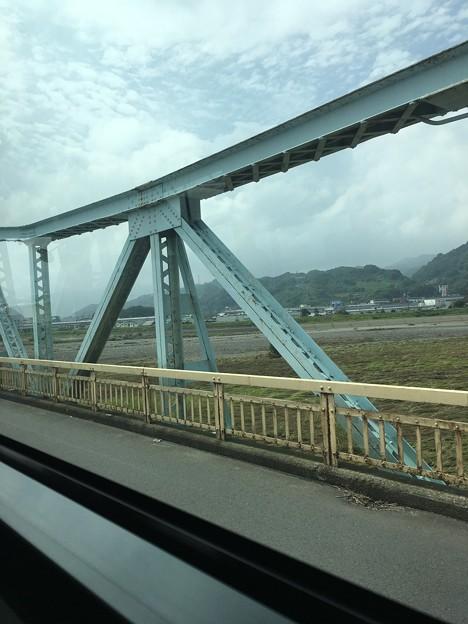 重信川上流