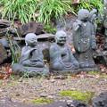 写真: 奥山方広寺 五百羅漢