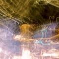 Photos: デコレートな夜/光跡
