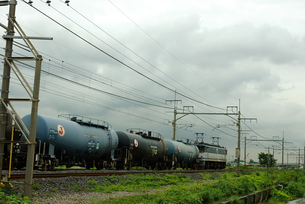 EF65-1084(東北本線)