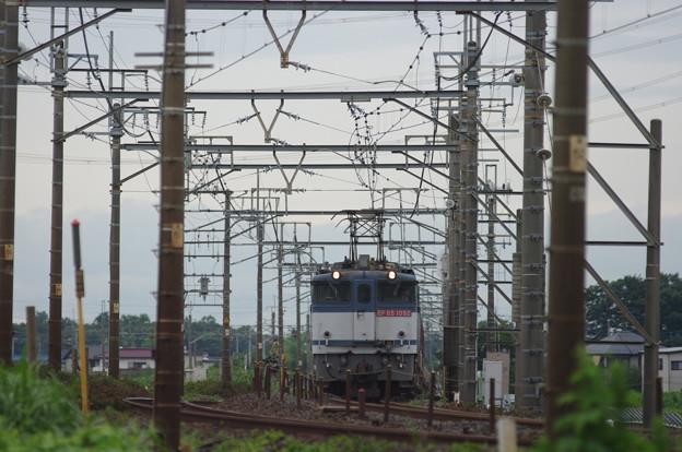 EF65-1092(東北本線)(2)