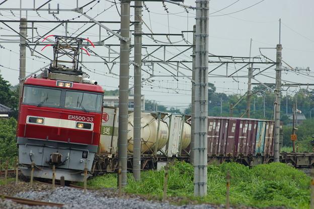 EH500-33(東北本線)