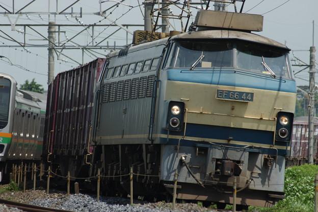 EF66-44(東北本線)