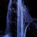 写真: 晩秋の小滝