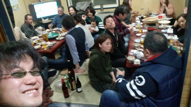 バットルズ新年会(  ●o●) /〓〓1