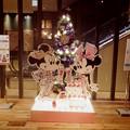 写真: 渋谷マークシティミッキーミニー