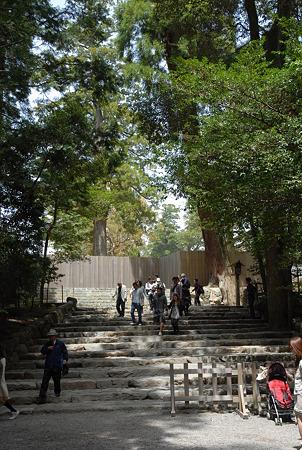 20110502_伊勢神宮 内宮(皇大神宮) 新御敷地(しんみしきち)