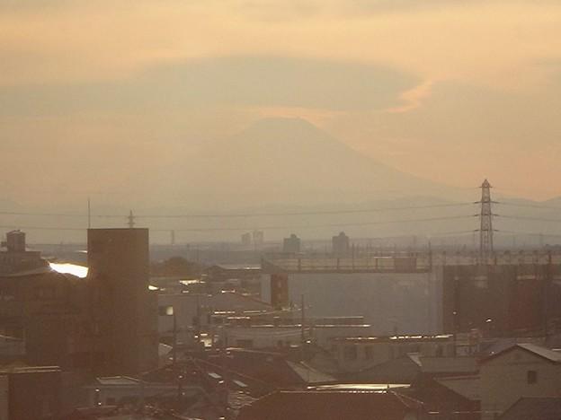 大宮の富士山