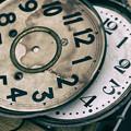 写真: 時を重ねる