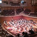写真: 東京交響楽団第54回新潟定期セッティング